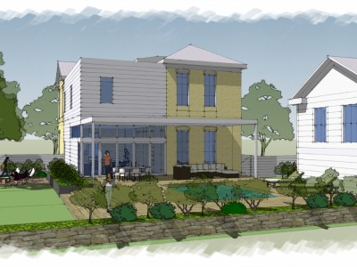CVF-CustomHomes-202-King-William-San-Antonio-Renovation-Front-Facade-Render