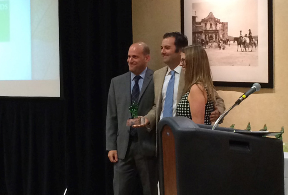 2014 San Antonio Green Building Award Winner