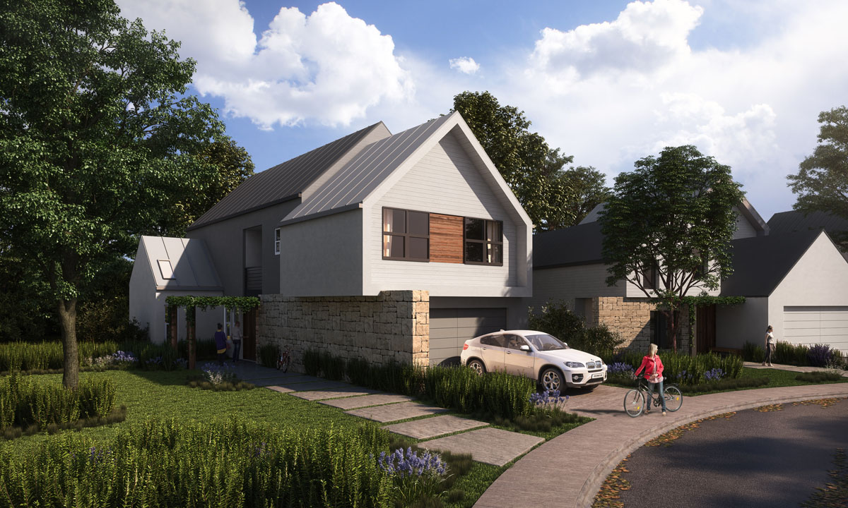 Green Heights Community With In Alamo Heights Cvf Homes